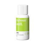 Colour Mill Oil Based Colour LIME 20ml