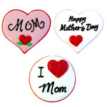 Mothers Day Plaque 3 Designs 75 piece/box