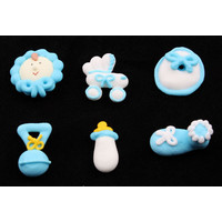 Baby Assortment Blue (Box 240)