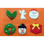 Christmas Assortment #2 25mm (180)