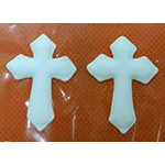 White Cross 33mm (120)