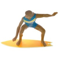 Figurine  Surfer Male 80mm (Ea)
