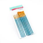 Sugarcraft Brushes Set of 10 by Sugar Crafty