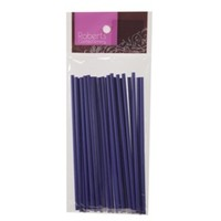 Lolly Sticks  150mm Purple (25 pk)