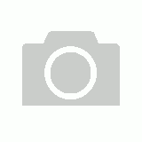 Reindeer Ribbon Red 38mm Wide x 1m