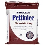 Icing  Bakels Pettinice 750g CHOCOLATE