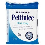Icing  Bakels Pettinice Blue 750g