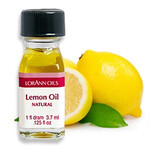 Lorann Oils Lemon Oil Natural 3.7ml