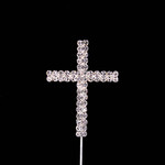 Bling Diamante 5cm Cross