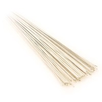 Flower Wire  White No.20 (Pk 50)