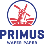 Primus A4 Edible Wafer Card 0.6mm - 50 Sheets
