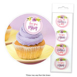 Edible Mothers Day Wafer Toppers (16)