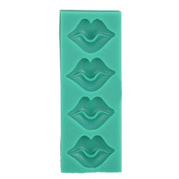 Silicone Mould 3D Big Lips