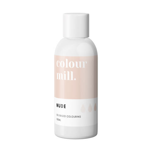Colour Mill Oil Based Colour NUDE 100ml (Large)