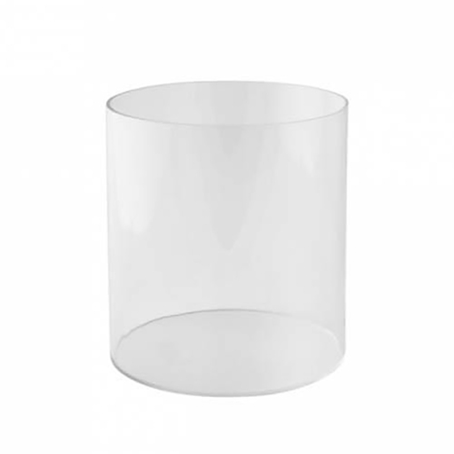 Clear Cylinder Cake Box 20x28cm (8x11 inches High)