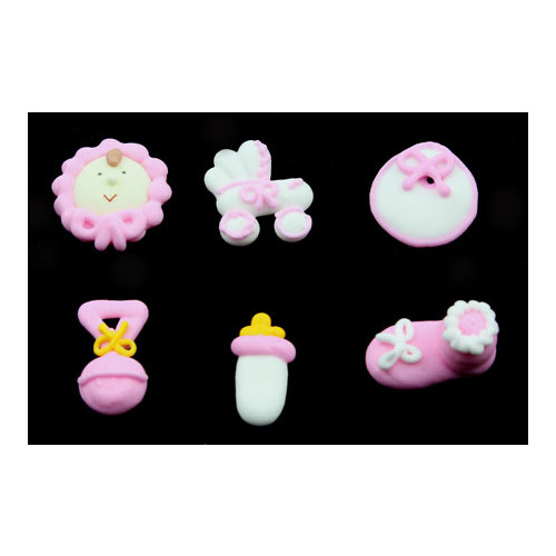 Baby Assortment Pink (Bx 240)